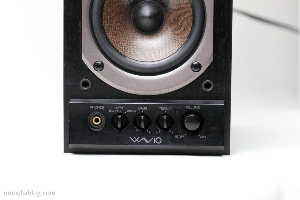 ONKYO GX-D90のコントロール部