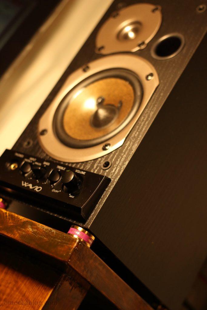 ONKYO GX-D90の設置写真