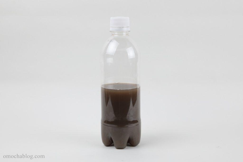 カーペットクリーナー3624の汚水