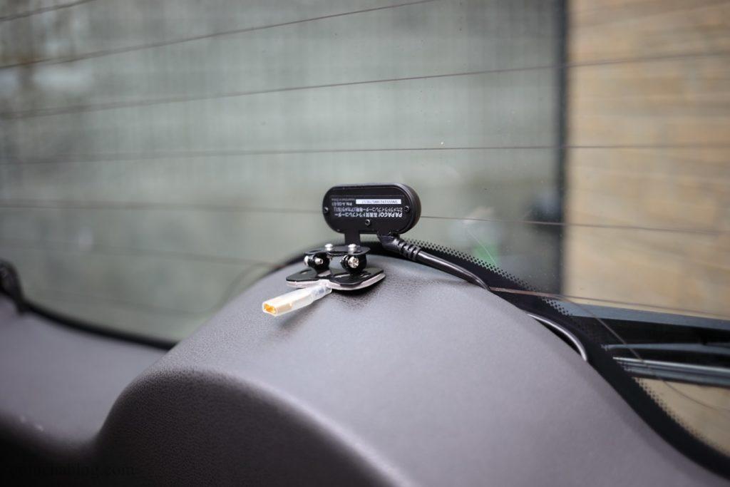 ドラレコGoSafe S70GS1リアカメラ