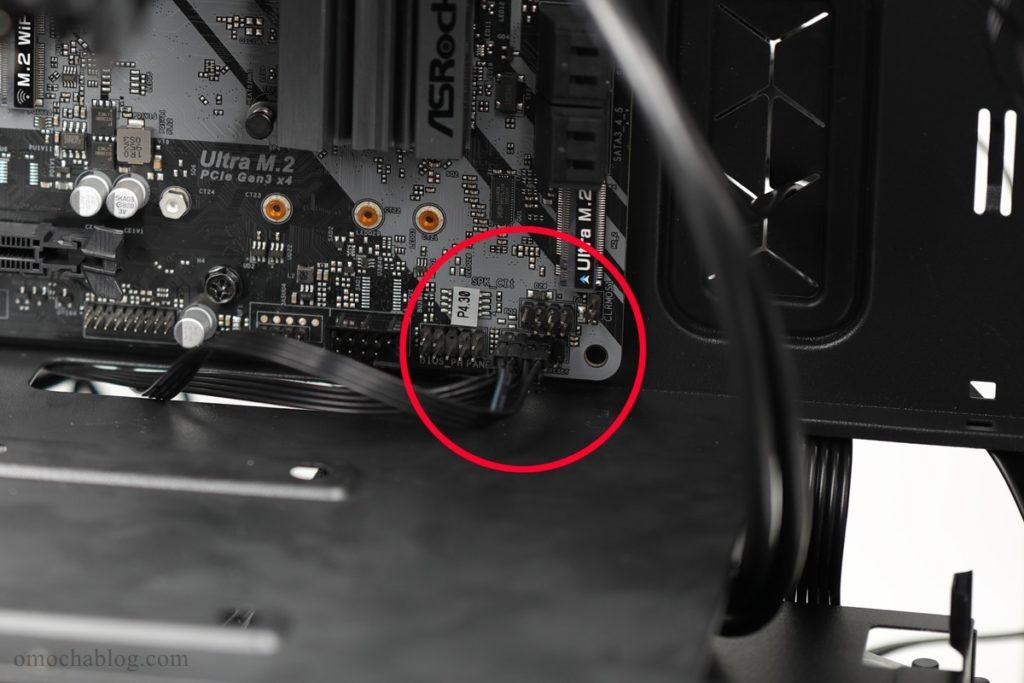 pin接続