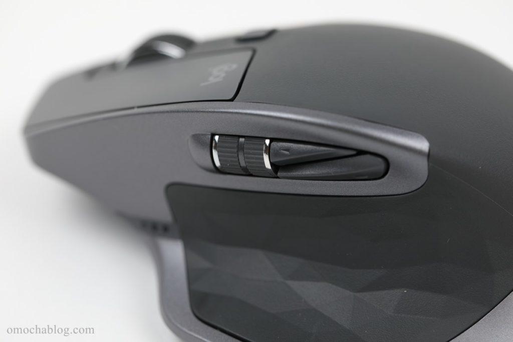 MX2100sGRサイドボタン