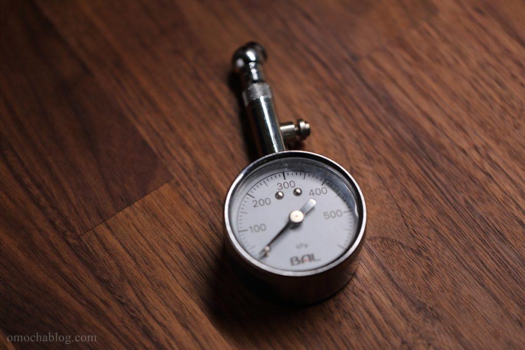 空気圧測定