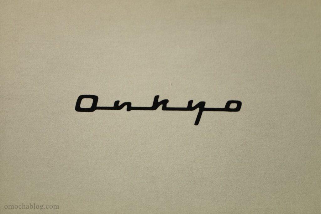 ONKYOロゴ